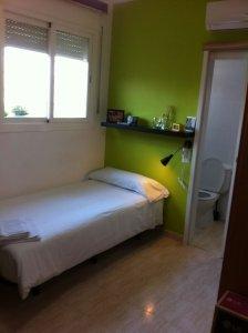 Habitación individual con baño nº 3