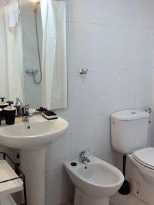 Baño habitación nº 1
