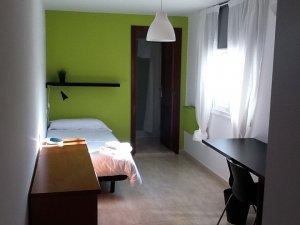 Habitación individual con baño nº 1